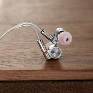 Image 2 - Tinhifi T4 耳イヤフォン 10 ミリメートル CNT ミリメートルダイナミックドライバハイファイ低音イヤホン金属 3.5 ミリメートルイヤホン MMCX ケーブル錫 P1 T3 T2 プロ BA5