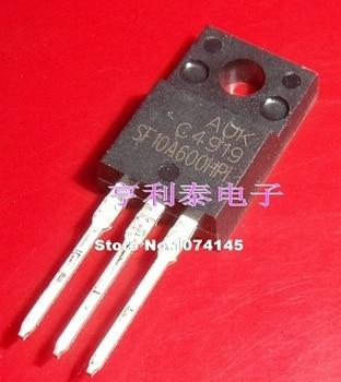 10pcs/lot  SF10A600HPI SF10A600HP1 10pcs lot lta601n