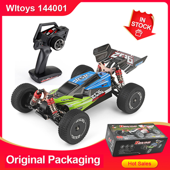 Wltoys 144001 1/14 2.4G Racing RC Car 4WD High Speed Remote Control Vehicle Models Toys 60km/h Quality Assurance for Children цена 2017