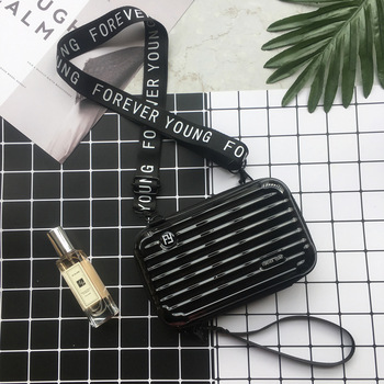 Women Bags 2020 Luxury Handbags Designer Bags for Women Totes Fashion Small Luggage Bag Women Famous Brand Clutch Bag Top-handle 29