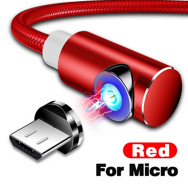 For Micro USB Red