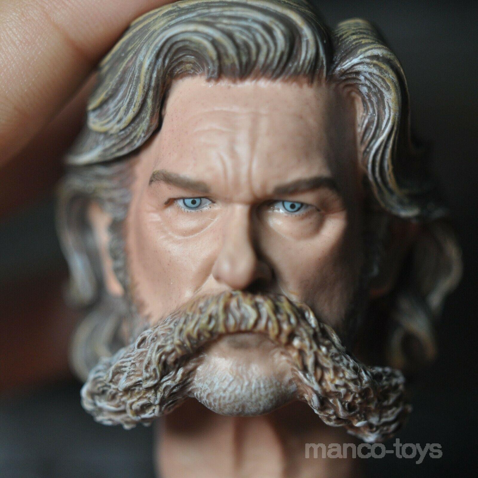 1 6 Scale Head Sculpt Kurt Russell The Hateful Eight Male Head Sculpt Toys Action Toy Figures Aliexpress