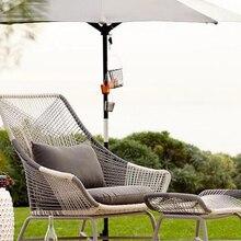 Garden furniture outdoor furniture rattan chair balcony rattan chair three-piece set