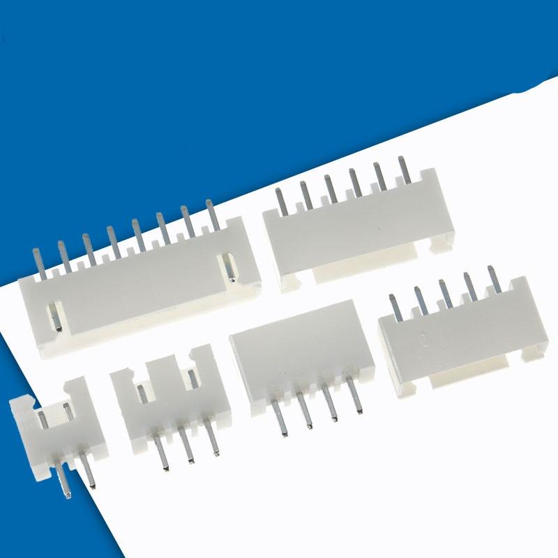 VH3.96MM JST PCB Housing Crimps Connector Sets 2 Pin//3 Pin//4~10Pin Header