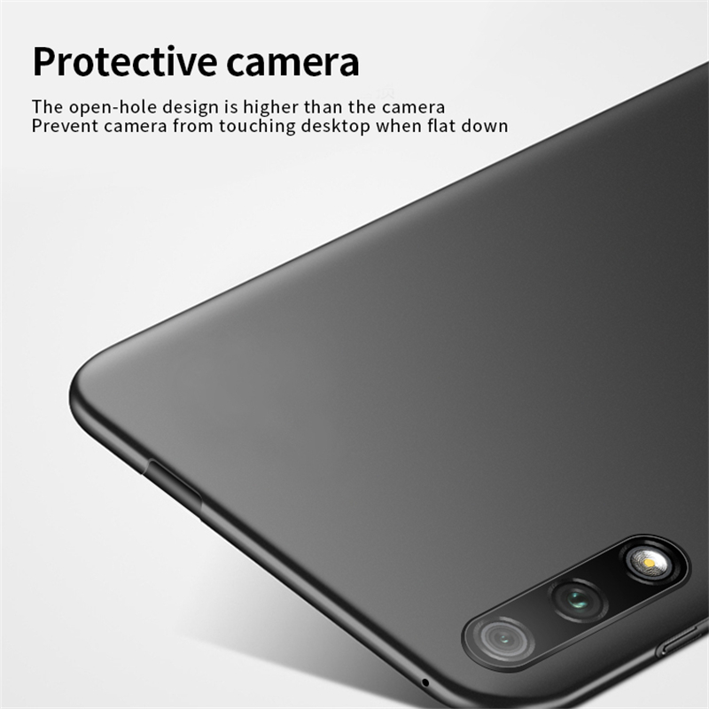 For Huawei Honor 9X Case PC Case for Huawei Honor 9X Thin Hard Shell Funda Protective Back Phone Cover Case For Huawei Honor 9X in Fitted Cases from Cellphones Telecommunications