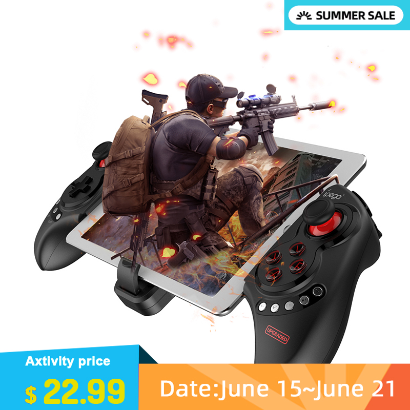 IPEGA 9023 Android Controller Joystick Für Telefon Spiel Gamepad PG 9023 Drahtlose Bluetooth Teleskop pad/Android Tv Tablet PC