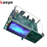 Free shipping HIFI Audio Digital Linear Tape FPGA Master Digital Turntable Player APE FLAC WAV 192K 32bit T0963