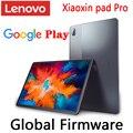 Б/у, Всемирная прошивка, Lenovo Xiaoxin Pad Pro Snapdragon 730 Восьмиядерный 6 ГБ ОЗУ 128 ГБ Rom 11,5 дюймов 2560*1600, Wi-Fi, 8500 мА/ч