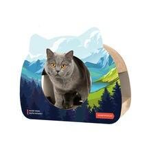 Когтеточка для кошек домашних животных шлифовальный инструмент