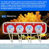 Pompe de titrage DOSER3.4 DOSER3.4 Aquarium haute précision 2 en 1 Pompe à perfusion liquide à contrôle automatique et manuel