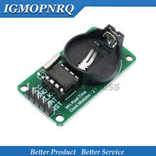 DS1302 Real Time Clock Module for UNO MEGA Development Board Diy Starter Kit(China)