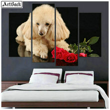 5d diamond painting dog full square / round drill animal decorative painting diy diamond mosaic sticker crafts new 5d diamond painting dog picture full square round drill animal decorative painting diy diamond mosaic sticker crafts