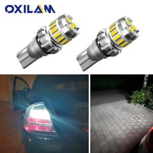 2x W16W T15 LED Ba15s 1156 Bulb Reverse Lights for Subaru Forester Legacy Outback Impreza XV STI B9 Tribeca Signal Lamp P21W(China)