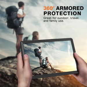 Image 5 - Hộp MoKo Dành Cho Samsung Galaxy Samsung Galaxy Tab S5e 2019, [[Nặng]] Chống Sốc Toàn Thân Chắc Chắn Đứng Lưng Tích Hợp Bảo Vệ Màn Hình
