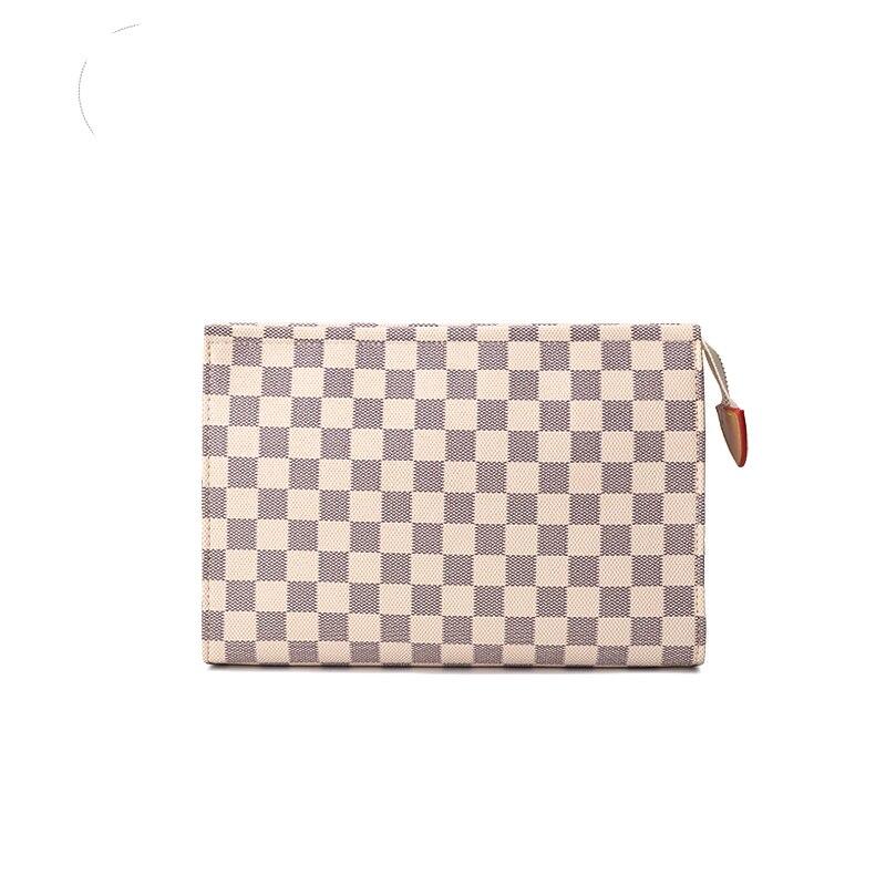 KYYSLO Luxury Lattice Clutch Bag 2019 New Personality Fashion Tide Envelope Female Bag Lady Large Capacity Clutch Bag