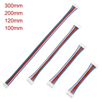 10cm 12cm 20cm 30cm AC/DC Male and Female Wire Jumper Cable Line Connector Electronic 22AWG Connector Cable image