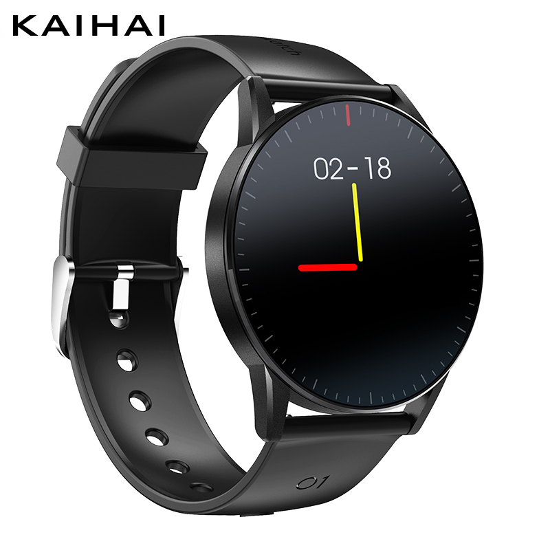 KaiHai smart watches android watch smart smartwatch Heart rate monitor Health tracker stopwatch Music control for iphone phone 1