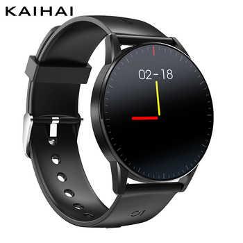 KaiHai smart uhren android uhr smart smartwatch Herz rate monitor Gesundheit tracker stoppuhr Musik control für iphone telefon