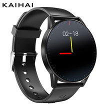 Kaihai Smart Horloges Android Horloge Smart Smartwatch Hartslagmeter Gezondheid Tracker Stopwatch Music Control Voor Iphone Telefoon(China)