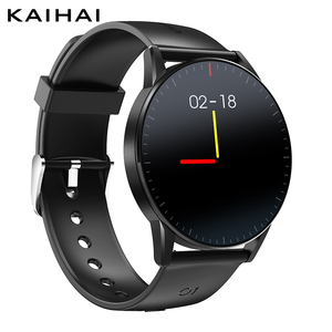 KaiHai smart watches android watch smart smartwatch Heart rate monitor Health tracker stopwatch Music control for iphone phone(China)