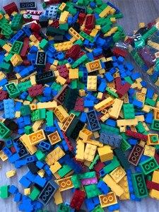 Image 3 - 1000 штук город DIY творческие строительные блоки оптом наборы Brinquedos друзья классические кирпичи развивающие игрушки для детей