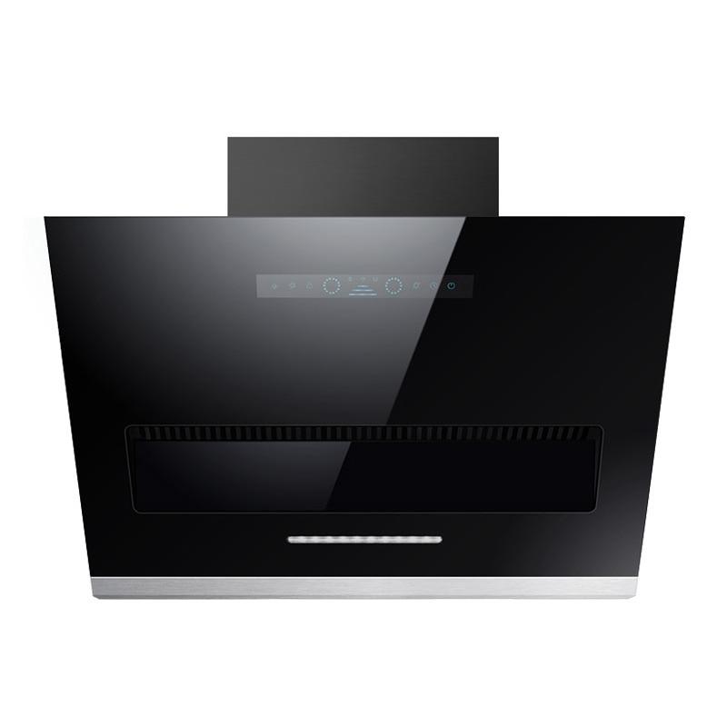 Home 800mm Kitchen Hood Side Suction Household Range Hood Smoke Exhaust Ventilator Apartment Kitchen Ventilator