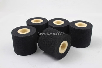 High quality 25PCS/Lot 48*60MM Ink roller for Packaging machine machine / solid ink date printer