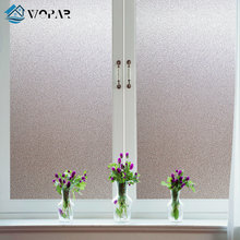 New 30/45/60cm Vinyl Frosted Window Film Waterproof Glass Sticker Home Bedroom Bathroom Office Privacy Scrubs Frost No Glue