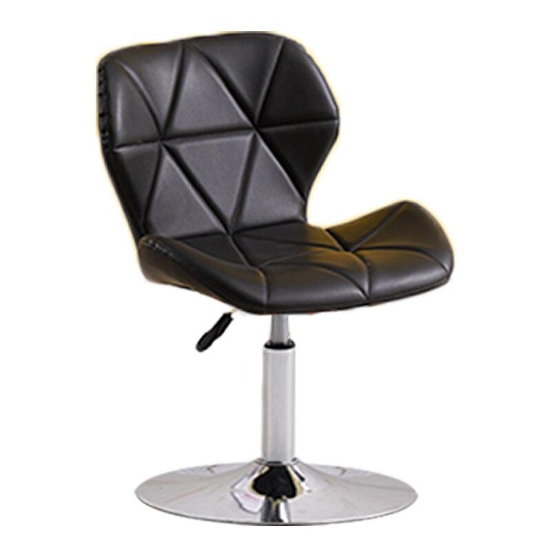 Bar Stool Modern Minimalist High   Back Lift Chair Home European Rotating Front Desk Bar