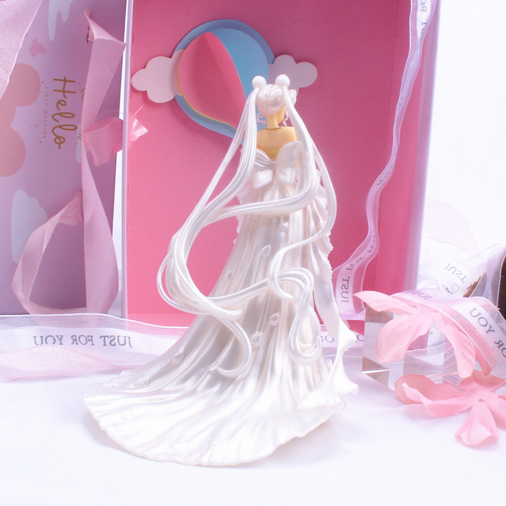 Sailor Moon Doll Princess Serenity Usagi 15cm Action Figure Material: PVC Size: 15cm