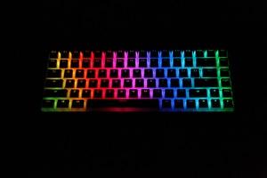 Image 2 - بودنغ V2 pbt doubleshot keycap oem الخلفية للوحة المفاتيح الميكانيكية أبيض أسود gh60 بوكر 87 tkl 104 108 ansi iso xd64 xd68