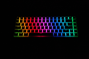 Image 2 - pudding V2 pbt doubleshot keycap oem backlit for mechanical keyboard white black gh60 poker 87 tkl 104 108 ansi iso xd64 xd68