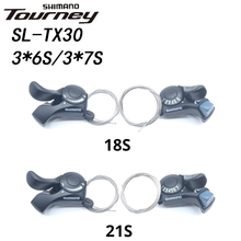 Cable Shifters Inner-Gear Speed-Tx30 Shimano Tourney 6 7s 18-21 Included