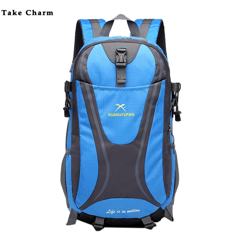 New USB Charging Men Travel Backpack Outdoor Waterproof  Women Laptop Backpacks Teenager School Bag Male Sports Bag Black Blue
