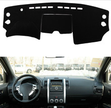 цена на Anti-UV Dashboard Cover Dashmat Mat Pad Car Styling Sun Visor Shade Carpet For Nissan X-Trail Xtrail X Trail T31 2008 -2012 2013