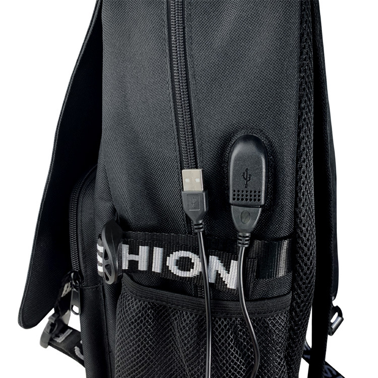 anime náilon escola mochila sacos de viagem