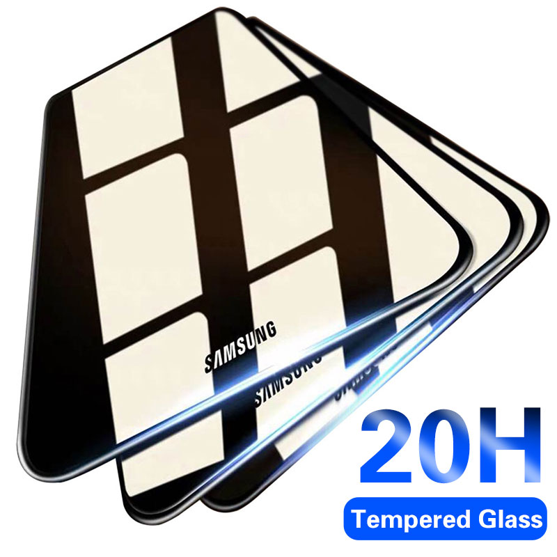 3PCS Tempered <font><b>Glass</b></font> For <font><b>Samsung</b></font> Galaxy A50 A30 Screen Protector <font><b>Glass</b></font> For <font><b>Samsung</b></font> Galaxy M10 <font><b>20</b></font> 30 A20 A40 A80 A70 A60 A50 <font><b>Glass</b></font> image