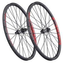 27.5/29er 18K Carbon Wielen 24, 28, 32, 36 Gaten 12S Sram Carbon Wielset Mountainbike Wielset 30*25Mm Shimano 12S Wielen