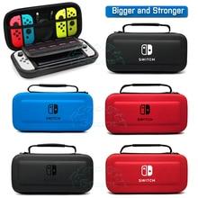 Nintendoswitch Bolsa de almacenamiento portátil para Nintendo Switch, funda de transporte de EVA para Nintendo_switch Accesorios