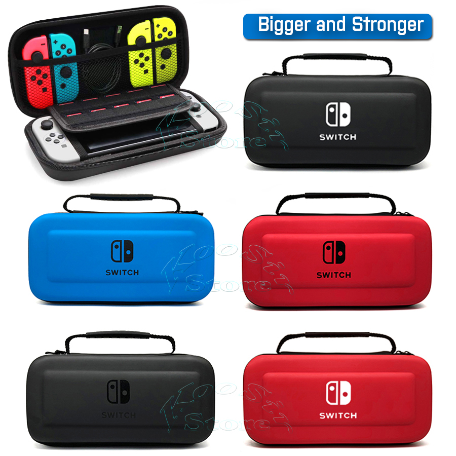 Nintendoswitch Portable Hand Storage Bag Nintendos Nintend Switch Console EVA Carry Case Cover for Nintendo_switch Accessories(China)