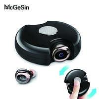 2020 nuevo auricular inalámbrico Bluetooth creativo auriculares deportivos IPX7 auriculares a prueba de agua profunda música fone de ouvido con micrófono