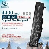 11.1V 4400 mAh bateria para LG LE50 LM LM40 LM50 LM60 LM70 LB32111B LB52113D LB52113B LHBA06ANONE LMBA06.AEX Para HP B2000 B2026 Baterias p/ laptop Computador e Escritório -