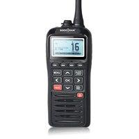 SOCOTRAN RS 38M GPSMarine Two Way Radio VHF Handheld Floats Waterproof IPX7 ATIS code Tri watch 156.025 157.425MHz Transceiver