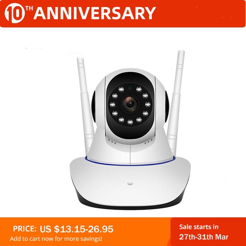 HD 1080P Wifi Wireless Home Security IP Camera Security Network CCTV Surveillance Camera 15M IR Night Vision Baby Monitor