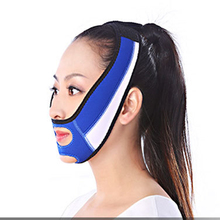 Thin Face Mask Slimming Facial Thin Masseter Double Chin Skin Thin Face Bandage Belt Women