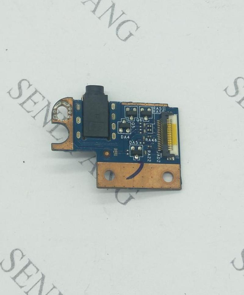 Free Shipping Original For Dell Chromebook 3189 Audio Board 07KNXY LS-E374P 7KNXY Cn-07KNXY