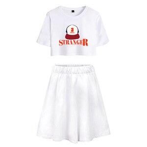 Image 5 - Strange Things T shirt, Cosplay T shirt, course à pied, Costume onze strange Things, robe de Sport