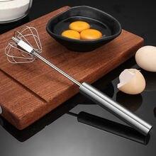 Новинка полуавтоматический ручной кухонный миксер для яиц из