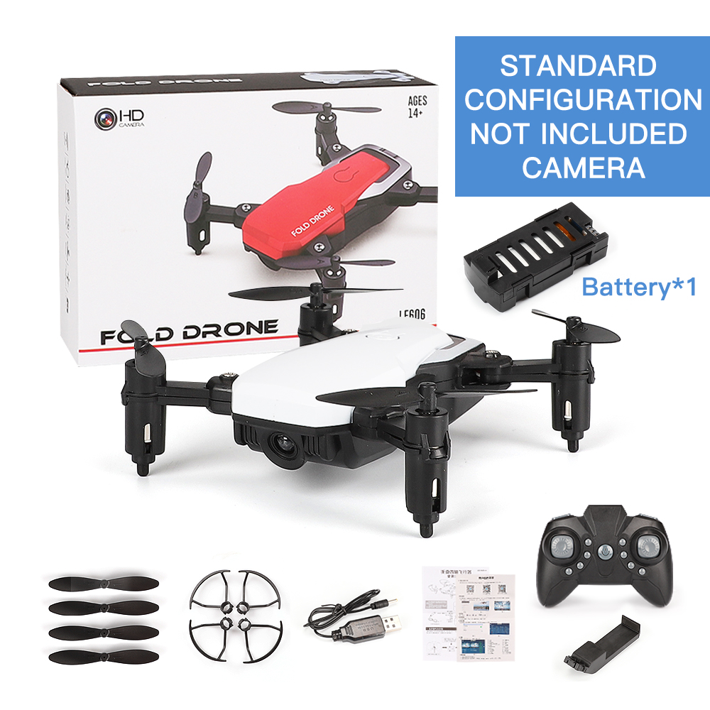 Drone Quadcopter Camera Remote-Control-Toys Gift FPV LF606 With HD For Kids Video-Shooting