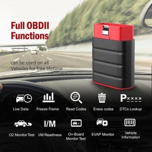 Image 1 - Launch Thinkdriver Obd2 Scanner Bluetooth Professionele Volledige Systeem 15 Reset Functies Obd 2 Automotive Scanner Pk AP200